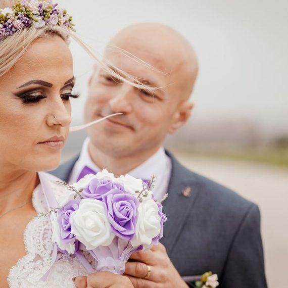 polish bride and groom